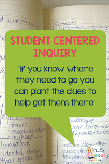 If you are getting started with inquiry you may wonder where to start and how to prepare. Click through to learn about planning for inquiry based learning!